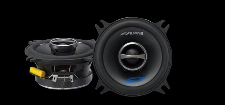 Alpine SPS-410