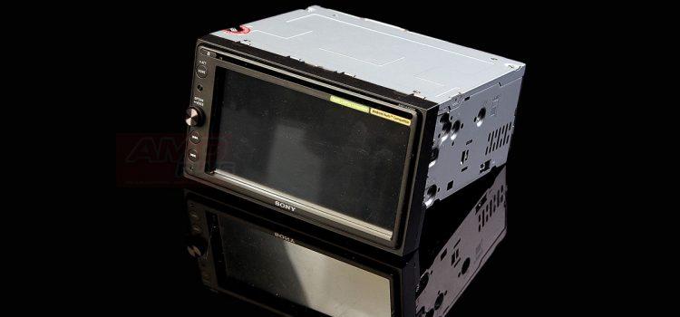 Sony XAV-AX200