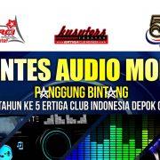 Anniversary Five Years Ertiga Club Indonesia Depok Chapter (ERCI DC)