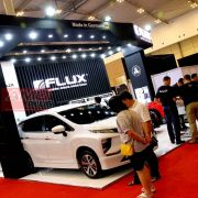 Flux Auto Care Solution Mejeng di GIIAS