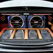 Luxurious Car & Sound Quality Inside