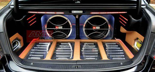 Luxurious Car & Sound Quality Inside