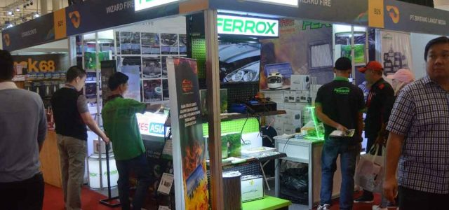 Ferrox perkenalkan produk innovatif di GIIAS 2018