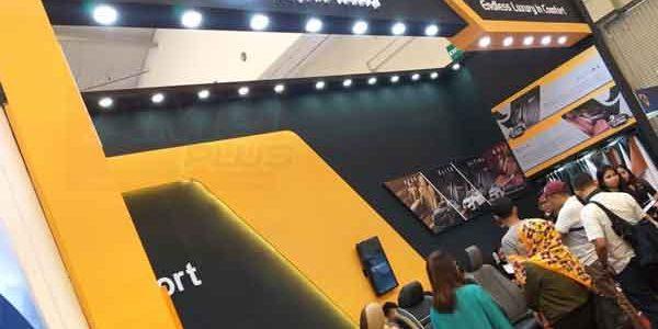 Vector Tampilkan Variasi Bahan Terbaru di GIIAS 2018