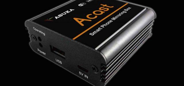 Asuka – ACAST Smartphone mirroring Box