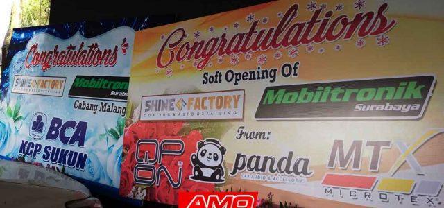 Mobiltronik Surabaya Buka Cabang di Kota Malang