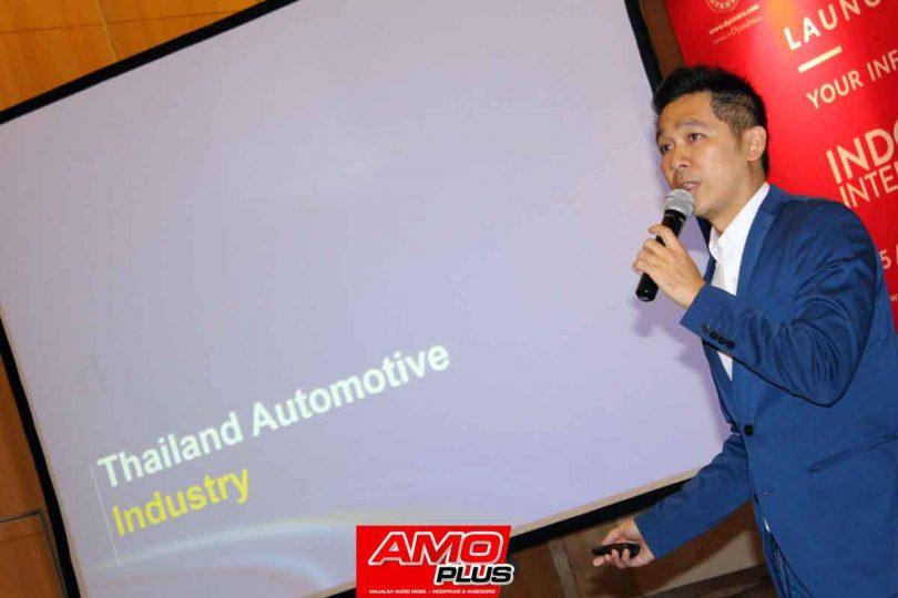 Thailand Motor Show Presentasi