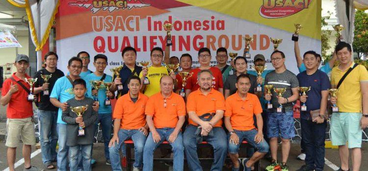 USACI QR 7 2018 Bandung; Sederet wajah baru mulai berani menampakan diri di arena kompetisi