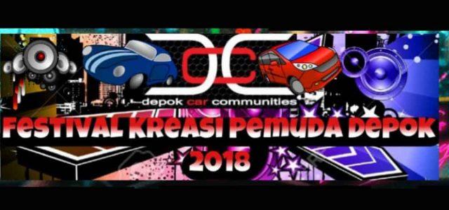 Festival Kreasi Pemuda Depok 2018
