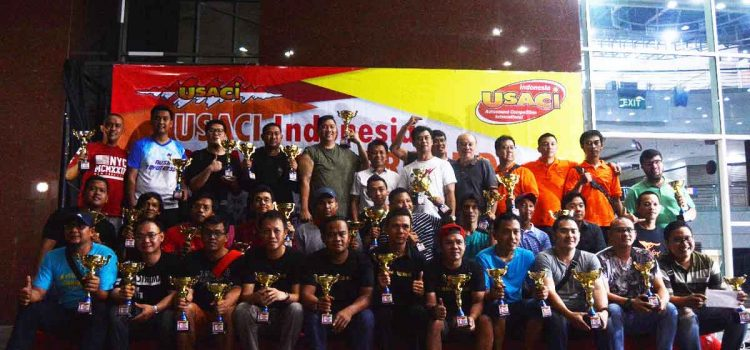 Usaci QR8 2018, Jakarta; Ditengah padatnya jadwal kompetisi antusiasme para peserta tetap tinggi