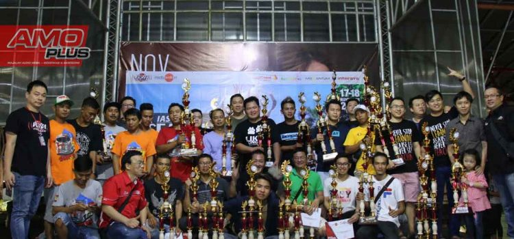 IASCA 6th Season Surabaya Sukses