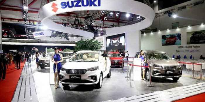 Suzuki Indonesia Berjanji Bakal Memberikan Kejutan di IIMS 2019