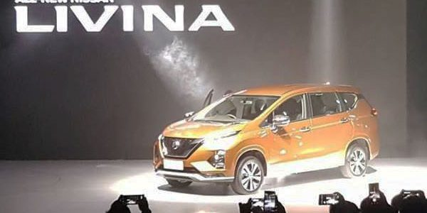 Launching All New Nissan Livina