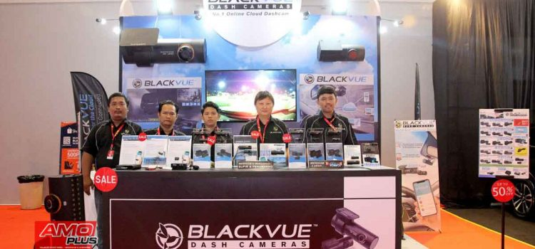 Blackvue Memberi Diskon Up To 50%, Yuk Kunjungi Boothnya Di Telkomsel IIMS 2019