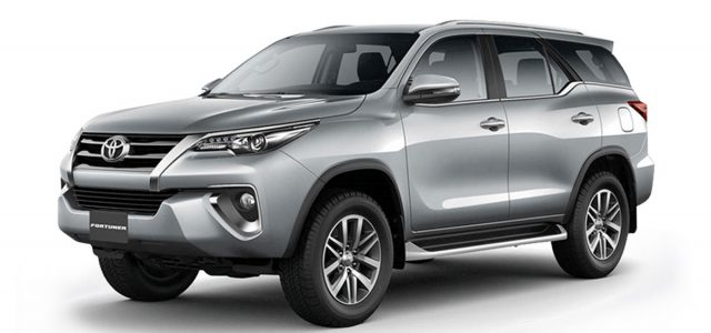 Peningkatan Ekspor CBU Toyota Fortuner oleh TMMIN