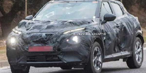 Prototipe Nissan Juke 2020: Menyerupai Livina Baru 2019