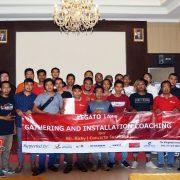 Legato Team Gathering & Installation Coaching With Mr. Ricky (Concerto Surabaya)