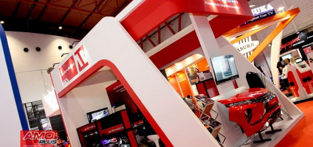 Autovision Perkenalkan LED RZ1 di Telkomsel IIMS 2019