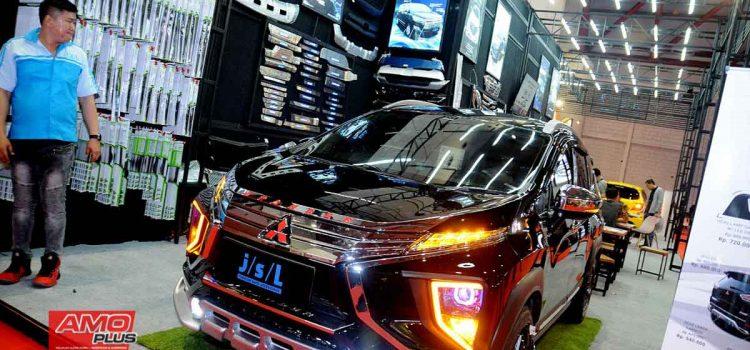 j/s/l hadirkan beragam aksesoris untuk mobil-mobil terbaru