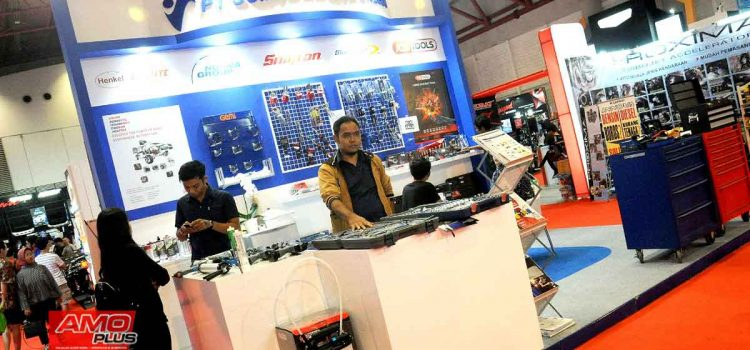 Perdana gabung di PAHAMI Village, PT Soma Gede Indonesia beri diskon hingga 50% untuk sebagian besar produknya yang dijajakan di Telkomsel IIMS 2019.