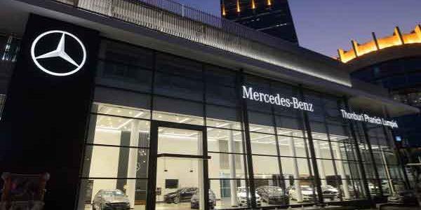 Program Khusus Lebaran Dari Mercedes-Benz