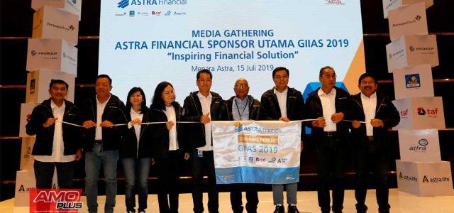 Astra Financial Tawarkan Berbagai Program Menarik Pada GIIAS Jakarta 2019