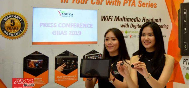 Di GIIAS 2019 Asuka hadirkan produk terbaru untuk para pecinta audiophile