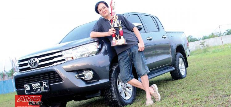 HILUX IS A NEW WAVE
