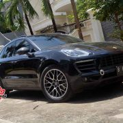 Porsche Macan System Audio High Quality