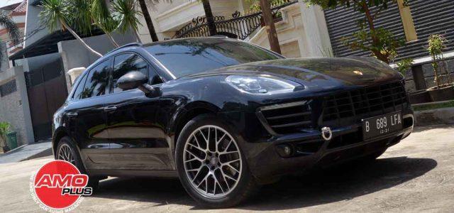 Porsche Macan System Audio High Quality