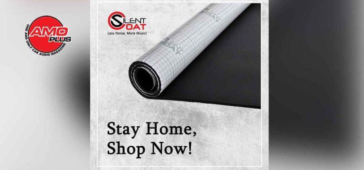 Silent Coat Berteknologi Noise Isolator