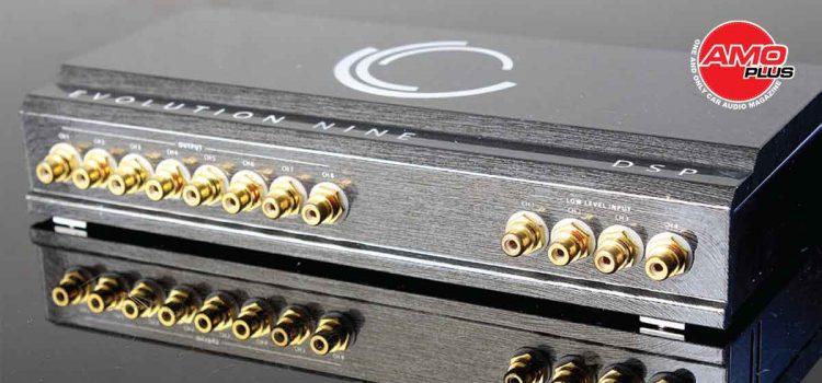 Crescendo Evolution Nine, Setting Audio Mobil, Semua Ada Di Sini