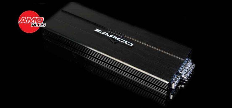 Zapco ST-6X DSP Amplifier Masa Kini Sudah BUILT IN PROCESSOR