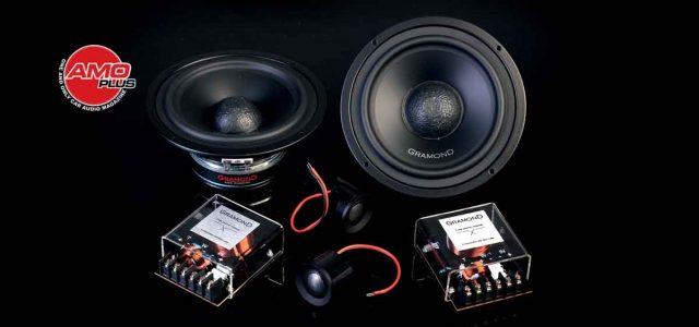 Gramond Alpha 6M : 2-Way Speaker Praktis & Tegas