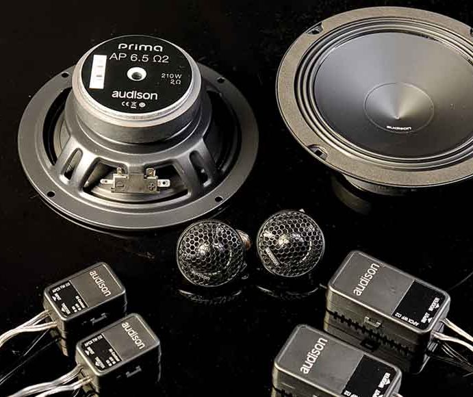 Audison APK 165 Ω2 2-Way : Speaker System Buat Yang Eksklusif