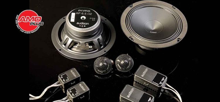 Audison APK 165 Ω2 2-Way : Speaker System Buat Yang Eksklusif