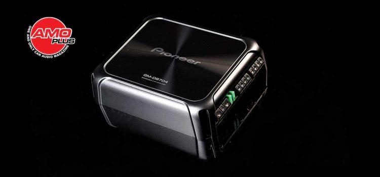 Pioneer GM-D8704 : Amplifier Bridgeable 4-Channel Kelas FD