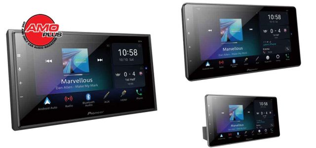 """Pioneer Hadirkan """"Hi-Res Audio"""" dan Revolusi Layar Monitor Besar untuk Setiap Mobil"""