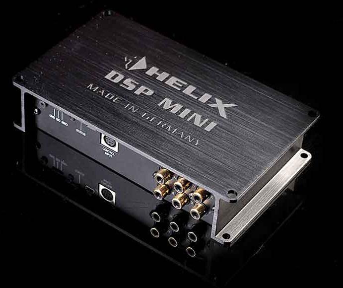 Helix DSP Mini : Prosesor Mini Bersuara Megah