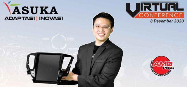 Usung layar besar, MIRAI M-T680 (OEM Fortuner) dan M-652A (OEM All New Pajero) tawarkan nuansa berbeda untuk menikmati hiburan dalam mobil