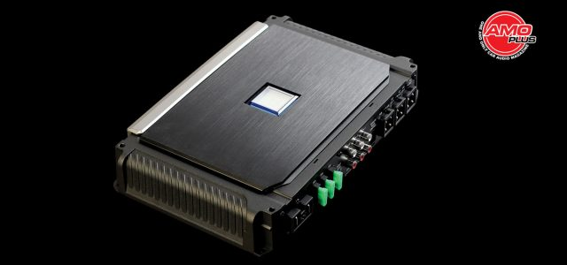 Alpine X-A90V Amplifier 4 Channel + 1 Channel Sub
