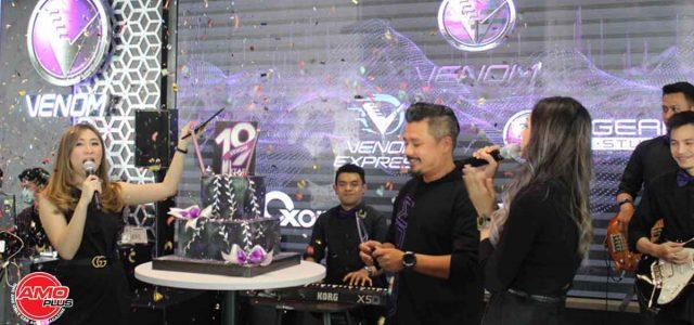 Peringatan ulang tahun Venom ke-19; Menyongsong era baru dengan strategi baru