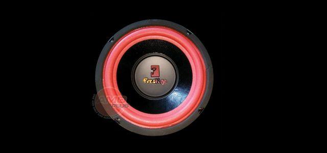 Prestige 8″ PG 854-2 RED