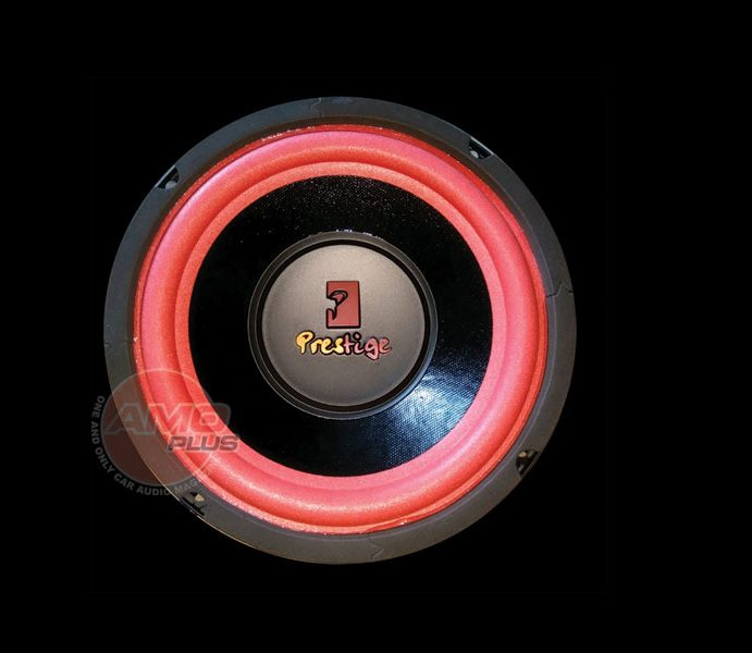 Prestige 8″ PG 854-2 RED