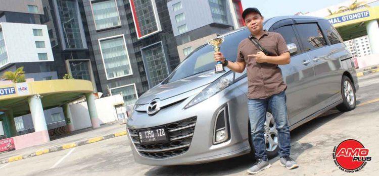 Mazda Biante, Konsep Sound Quality Yang Memenuhi Target