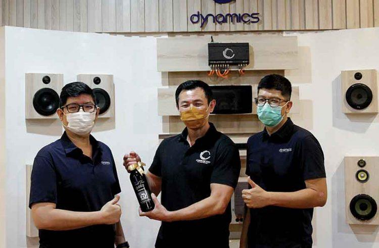 Grand opening Dynamics Autosound